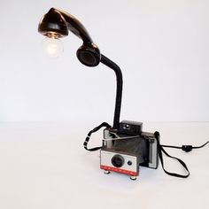 Floating Camera Phone Lamp II now featured on Fab. fun