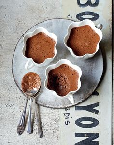 Chocolate mousse recipe from James Martin's French Adventure by James Martin | Cooked