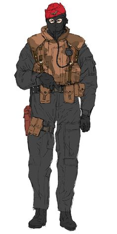 Soldier Concept, Metal Gear Acid 2