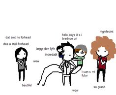badly drawn mcr meets badly drawn beebo. i...have no words.