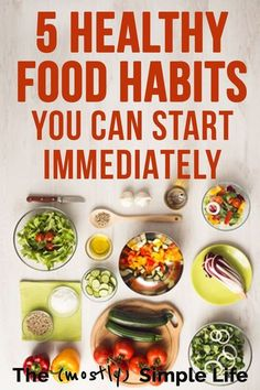 Discover our top 5 healthy food habits. It�s so much easier to adopt healthy food habits that are easy and delicious. If it�s too hard, you�re not likely to stick to it. And if it tastes bland and doesn�t excite your taste buds, you�ll run for the hills. Healthy Food Swaps, Healthy Food Habits, Healthy Tacos, Healthy Eating Tips, Easy Healthy Recipes, Veggie Recipes, Easy Meal Prep, Quick Easy Meals, Food Network Recipes