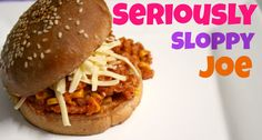 The only Sloppy Joe recipe you'll ever need! Joe Recipe, Sloppy Joes Recipe, Long Time Ago, Pulled Pork, Eat, Ethnic Recipes, Food, Pull Pork, Meal
