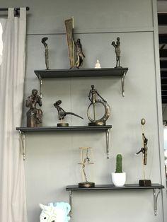Kleine sculpturen door Eric Jacobsen
