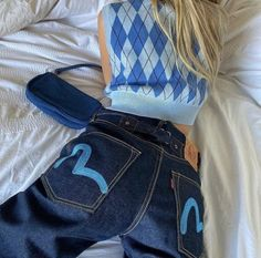 Indie Outfits, Retro Outfits, Cute Casual Outfits, Fashion Outfits, Womens Fashion, Mode Inspiration, Look Fashion, Streetwear Fashion, Aesthetic Clothes