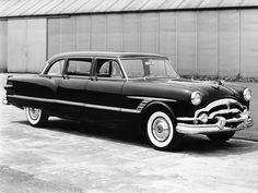 1953 Henney-Packard Executive Limousine