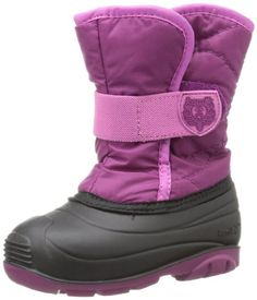 Amazon.com: Kamik Footwear Snowbug3 Insulated Boot (Toddler): Shoes