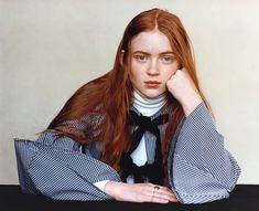 Sadie Sink on Going Vegan, First Crushes, and Her Love For ALL Things 90s- ellemag
