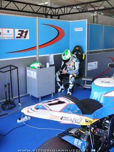 Vittorio Iannuzzo - Team Grillini Dentalmatic SBK - BMW S1000 RR - Superbike 2013 - Spagna Aragon