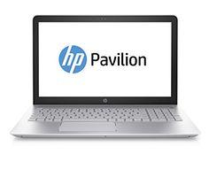 """nice HP Pavilion Notebook - Ordenador portátil de 15.6"""" Full HD (Intel Core i7-7500U, 16 GB de RAM, HDD de 1 TB, SSD M.2 de 128 GB, NVIDIA GeForce 940 MX, Windows 10 Home) plata mineral - teclado QWERTY Español"""