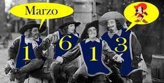 Un Diario del Siglo XVII: MARZO de 1613