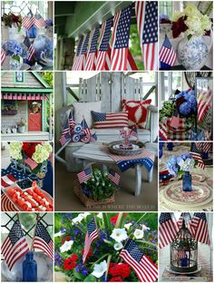 A Star-Spangled Salute | homeiswheretheboatis.net #july4th #flag #patriotic