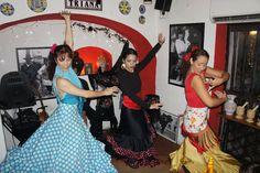Rosa de Triana, Old San Juan  See a flamenco show on weekend evenings!