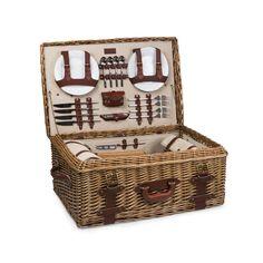 Charleston Picnic Basket - Picnic Baskets - Products