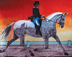 Dressage CDI, Diane Russell | The Chronicle of the Horse
