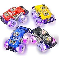 "Light Up Monster Truck set for Boys and Girls by ArtCreativity - Set Includes 2, 6"" Monster Trucks With Beautiful Flashing LED Tires - Push n Go Toy Cars Best Gift for Kids - For Ages 3+ - https://all4babies.co.business/light-up-monster-truck-set-for-boys-and-girls-by-artcreativity-set-includes-2-6-monster-trucks-with-beautiful-flashing-led-tires-push-n-go-toy-cars-best-gift-for-kids-for-ages-3/  #Ages, #ArtCreativity, #Beautiful, #BEST, #Boys', #Cars, #Flashing, #Gift, #Gi"