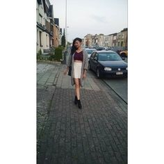 : a shot. . . . #sky #clouds #chinese #belgian #outfit #fashion #style #look #cardigan #evening #summer #streetphotography #pose #photography #view #grey #streets #heels #trendy #pretty #beautiful #legs #fit #body #hair #curls #makeup #lips. http://tipsrazzi.com/ipost/1508133339696903164/?code=BTt90gyjrP8