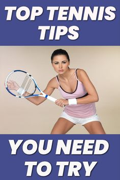 These top tennis tips you need to try out during your next tennis match. Improve your tennis game and strategy with these easy tennis tips and tricks. Learn about tennis serves, hits, and how to play your best match. Tennis Games, Tennis Gear, Tennis Tips, Tennis Clubs, Sport Tennis, Play Tennis, Tennis Players, Tennis Serve, Tennis Match