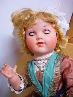 Grande poupée ancienne 38 cm haut | Jouets et jeux, Poupées, vêtements, access., Poupées anciennes | eBay!