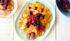 Paleo Pikelets AKA Yummy Mini Pancakes.