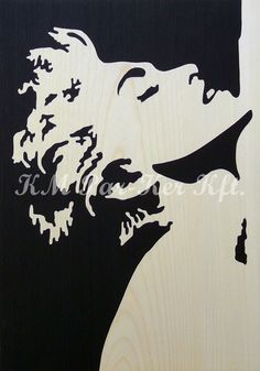 Madonna, marquetry pictures