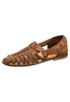 LIMA - Sandalette - tan Custom Shoes, Lima, London, Fashion, Custom Made Shoes, Dressing Up, Custom Tennis Shoes, Moda, Lime