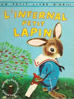 infernal petit lapin 1