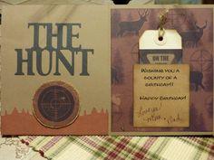 inside Blaine's Birthday card!
