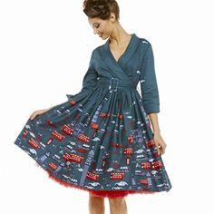 ac05724f5059 13 fantastiske billeder fra Inspiration Rockabilly kjoler plus size ...