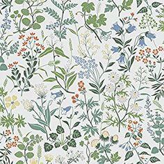 Flora Borastapeter wallpaper from Amazon