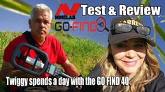Twiggy bravely swapped his Deus for the day, to field test the Minelab GO FIND 40 that we won in a raffle! He gives his opinions on its performance, and find. Metal Detecting, Digger, Twiggy, Dawn