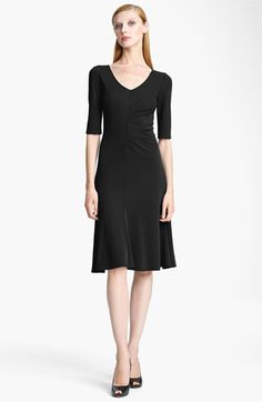 Christin Michaels - Sophea Lace Dress (Black) funeral attire ...