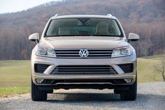 2017 Volkswagen Touareg (VW) Review, Ratings, Specs, Prices, and Photos - The… www.santanvw.com