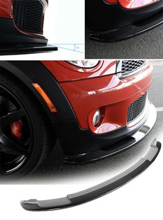 NM Engineering Carbon Fiber Front Lower Spoiler