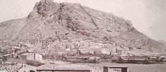 LOS BALNEARIOS DEL POSTIGUET (II) ~ Alicante Vivo- Vistas de la fachada marítima con los balnearios en el Postiguet.........