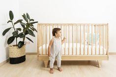 Biombo Crib/Toddler Bed