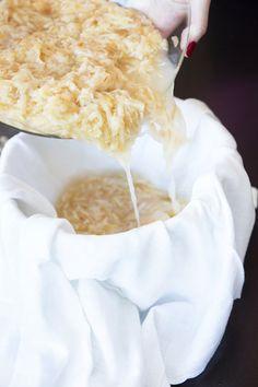 Vyrobte si domácí jablečný ocet! Bude lepší než z obchodu - Proženy Cereal, Homemade, Breakfast, Food, Smoothie, Morning Coffee, Home Made, Essen, Smoothies