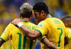 Blog Esportivo do Suíço:  Hulk passa Neymar e é o brasileiro mais bem pago do futebol