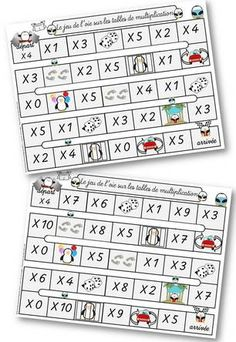 Valentine 39 s day color by number multiplication worksheets - Table de multiplication course de chevaux ...