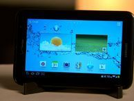 Samsung Galaxy Tab 2 7.0 4G LTE tablet asks a high price for fast cellular speeds The Samsung Galaxy Tab 2 7.0 4G LTE tablet is the cellular version  of the Galaxy Tab 2 7.0 released earlier in 2012.