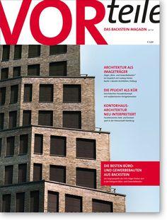 Titel von VORteile – Das Backstein-Magazin, Ausgabe 02/2012.
