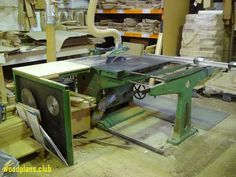 Robinson Woodworking Machinery