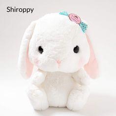 Pote Usa Loppy Sugar Rabbit Plush Collection (Big) 2