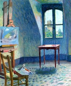bofransson: The Studio Raoul Dufy - 1904