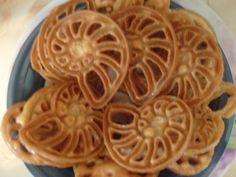 beignets en fleur - beignet au fer - choubbak el jenna