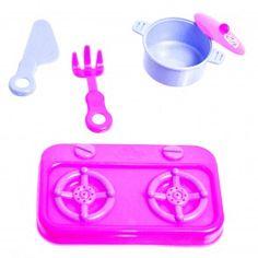 Conjunto Plástico Mini Cozinha