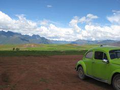 Drive through the sacred valley - Peru