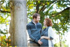 Philadelphia, PA Maternity and Newborn Photography | Outdoor Maternity Session