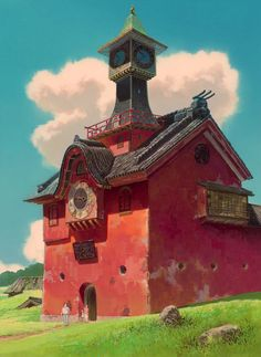 As if you don't already know… The great masterpiece by Hayao Miyazaki. Spirited Away. Created by Studio Ghibli. Spirited Away[DVD] Hayao Miyazaki, Art Studio Ghibli, Studio Ghibli Movies, Studio Ghibli Background, Animation Background, Totoro, Personajes Studio Ghibli, Chihiro Y Haku, Spirited Away