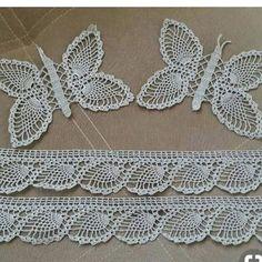 Crochet Borders, Easy Crochet Patterns, Baby Knitting Patterns, Teapot Cover, Crochet Butterfly, Viking Tattoo Design, Yarn Shop, Umbrella Girl, Knitted Shawls