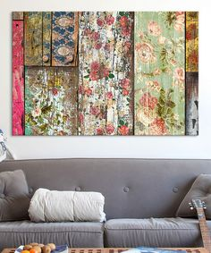 Loving this Lady Rococo Gallery-Wrapped Canvas on #zulily! #zulilyfinds